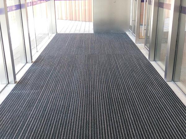 西郊利博物大学在必拓采购地垫和防滑条